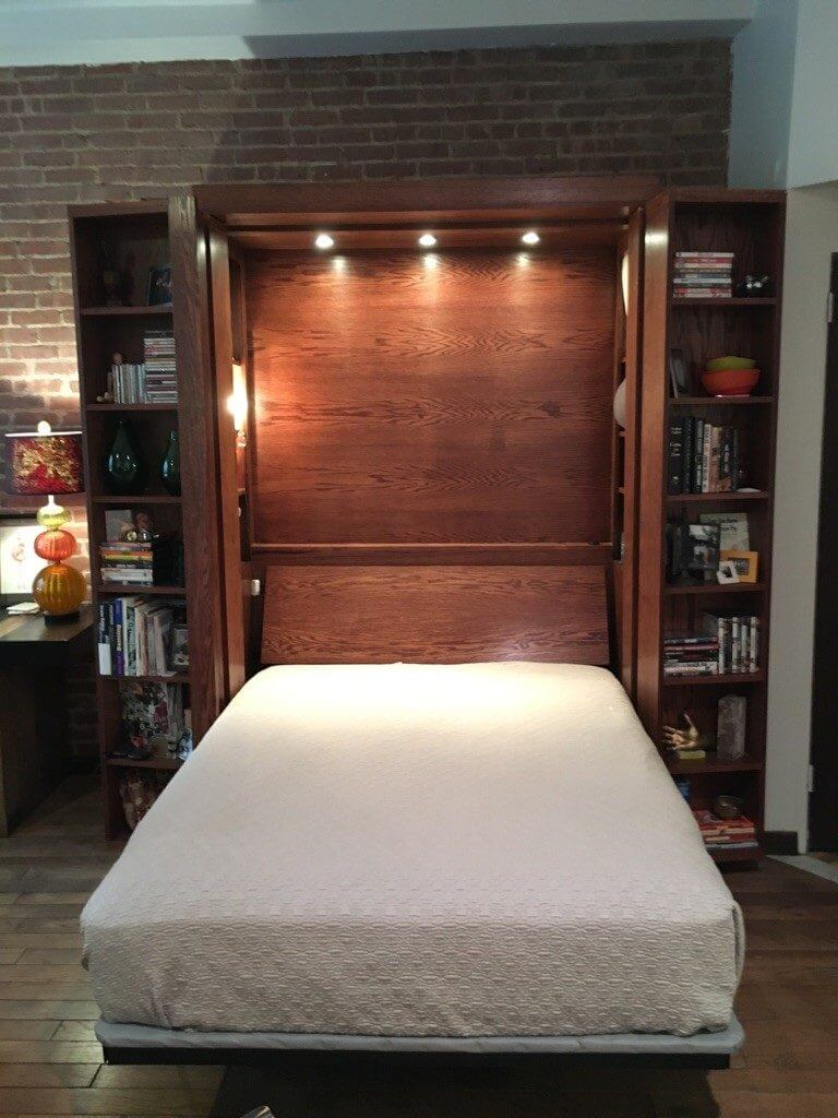 Pictures Of Murphy Beds In Nyc Murphy Bed Express